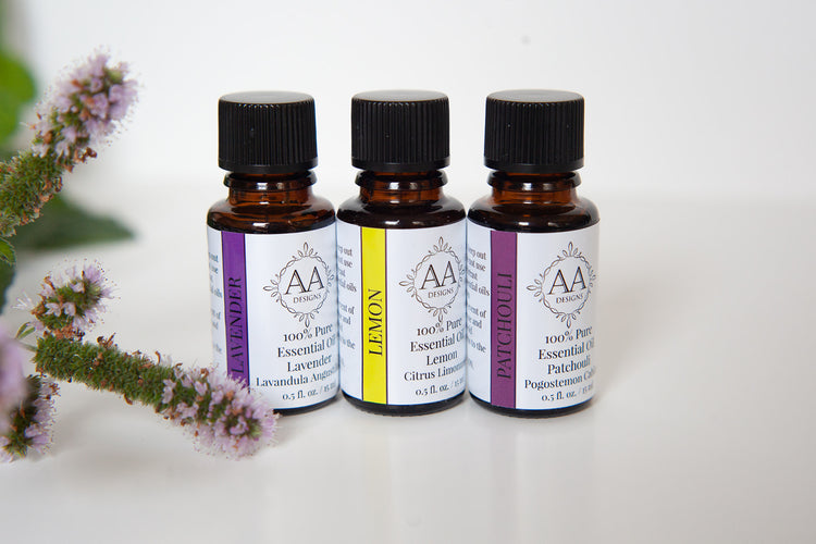 Essential Oil Bundle 3