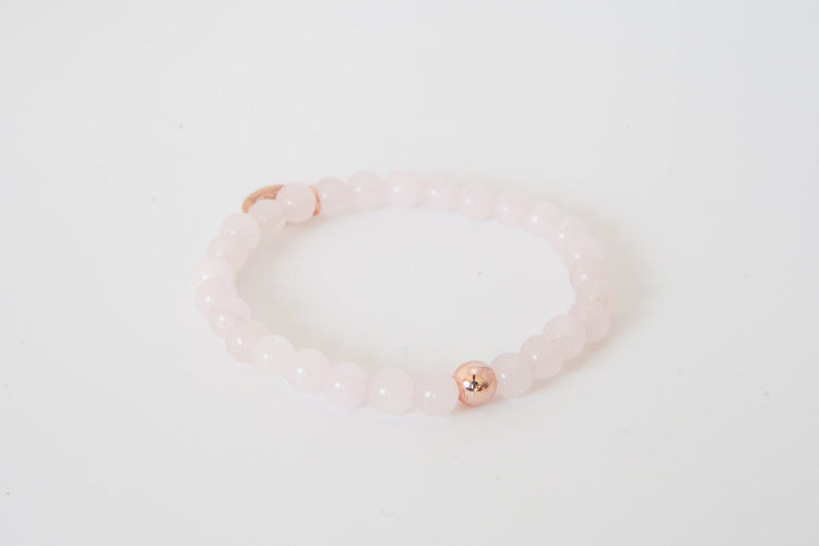 Rose Quartz Stacker