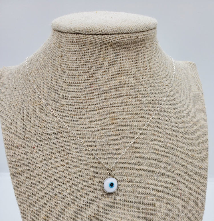 Evil Eye Necklace- Murano