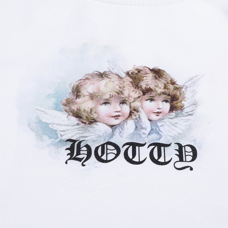 Hotty Angel Sweatshirt