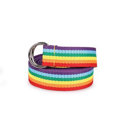 Rainbow Double Ring Belt