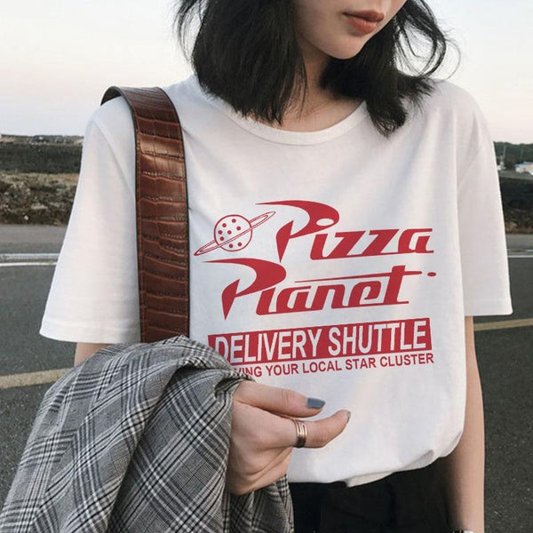Pizza planet tee