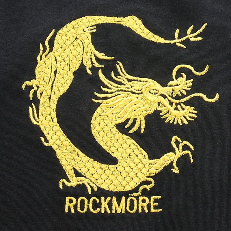 Rockmore yellow dragon top