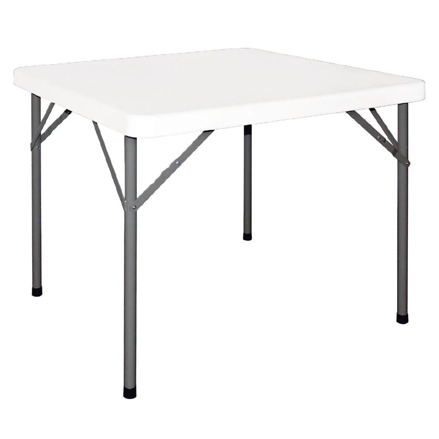 Table carrée pliante Bolero