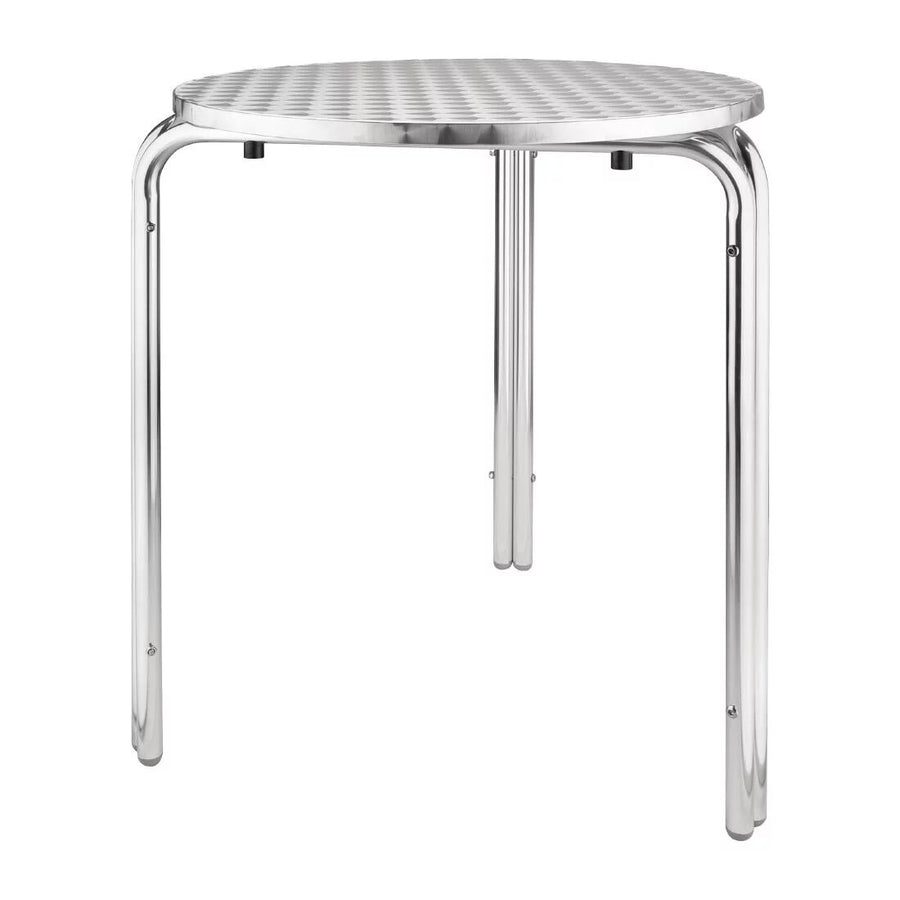 Table bistro ronde empilable 600mm