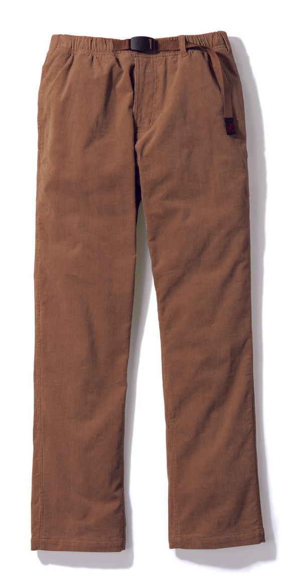 Gramicci Corduroy NN-Pants Just Cut in Camel