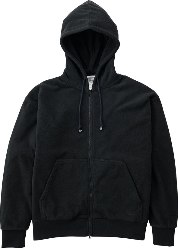 FLEECE ZIP PARKA