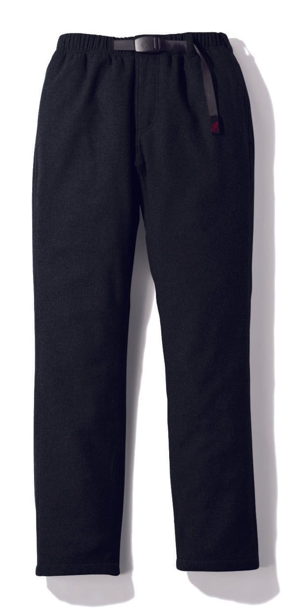 Gramicci Wool Blend NN-Pants Just Cut in Black
