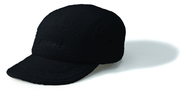 Gramicci Boa Fleece Jet Cap in Black