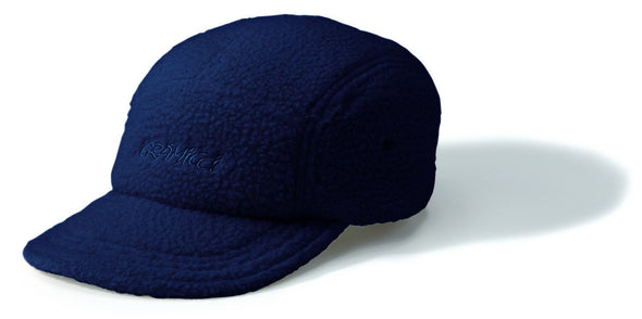 Gramicci Boa Fleece Jet Cap in Navy