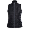 Women's Black Paragon Insulated Gilet