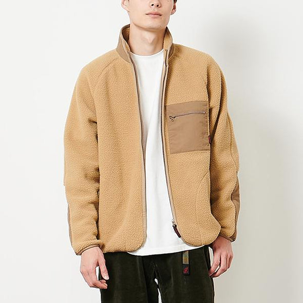BOA FLEECE ZIP JACKET