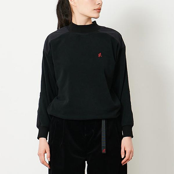 FLEECE MOCK NECK SHIRTS