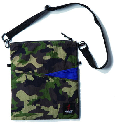 Gramicci 2 Way Sacoche Shoulder Bag in Camo GRB-0031