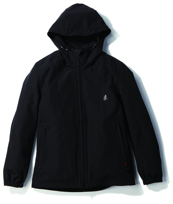 Gramicci 4 Way Hooded Jacket in Black GUJK-19S072