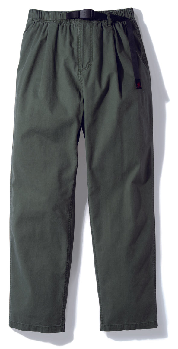 Gramicci Basket Tuck Tapered Pants in Army GMP-19S052