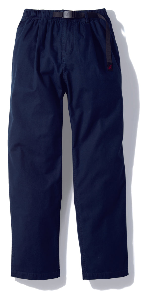 Gramicci Basket Tuck Tapered Pants in Navy GMP-19S052