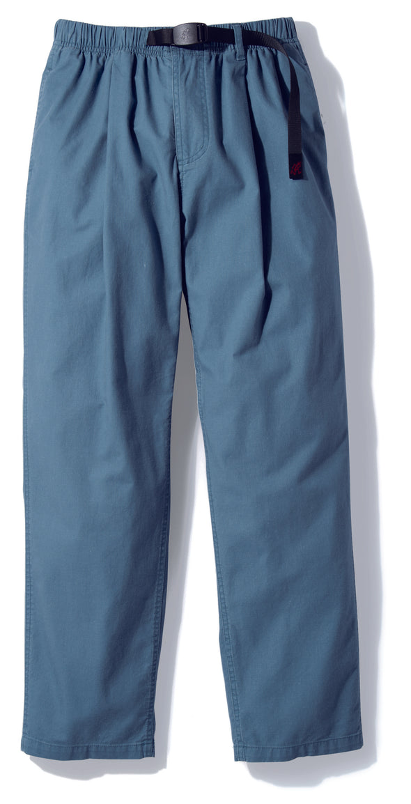 Gramicci Basket Tuck Tapered Pants in Smoky Blue Denim GMP-19S052
