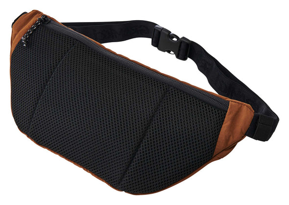 Gramicci Body Bag Travel Waist Pack (Mocha) Rear View