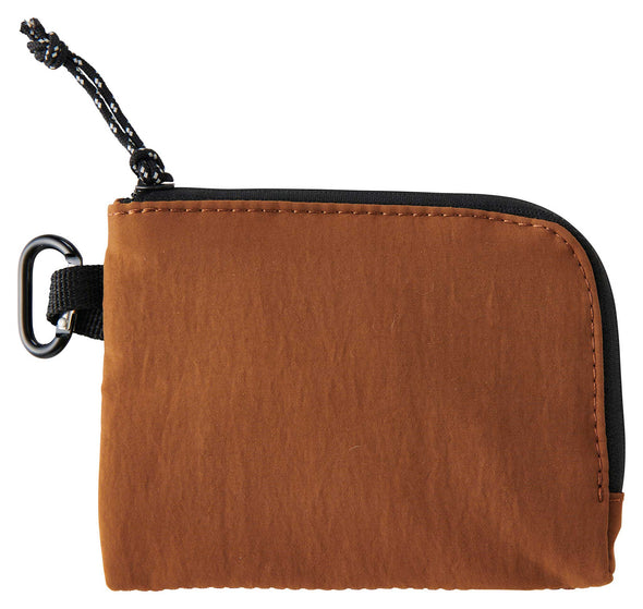 Gramicci Coin Case (Mocha) Reverse Side)