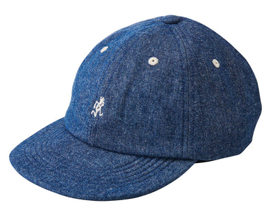 Light Gramicci Denim Umpire Cap (Medium Used Blue)