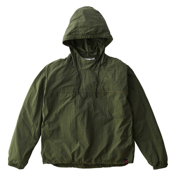 Gramicci Lightweight Packable Anorak Parka (Olive)