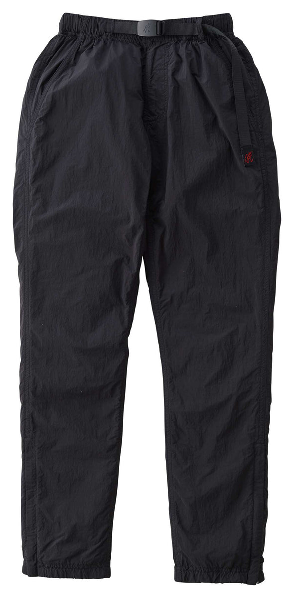 Gramicci Lightweight Packable Truck Climbing Travel Pants (Black)