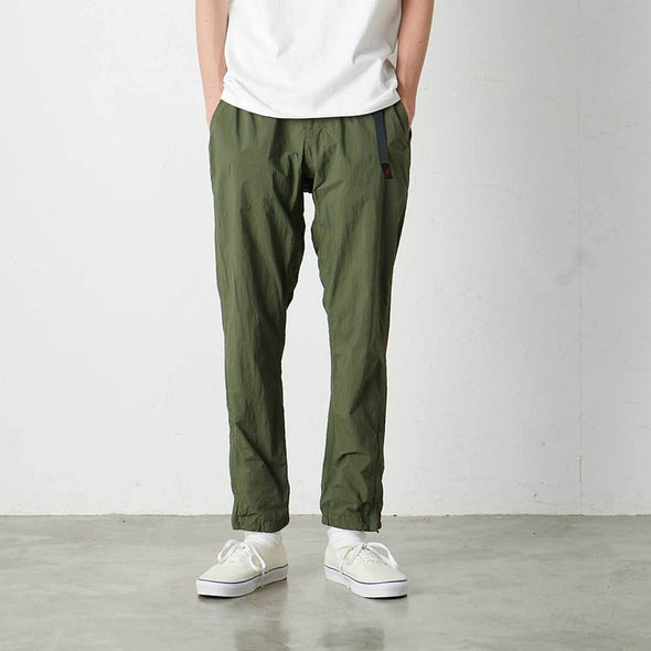 Model wearing Gramicci Lightweight Packable Truck Pants