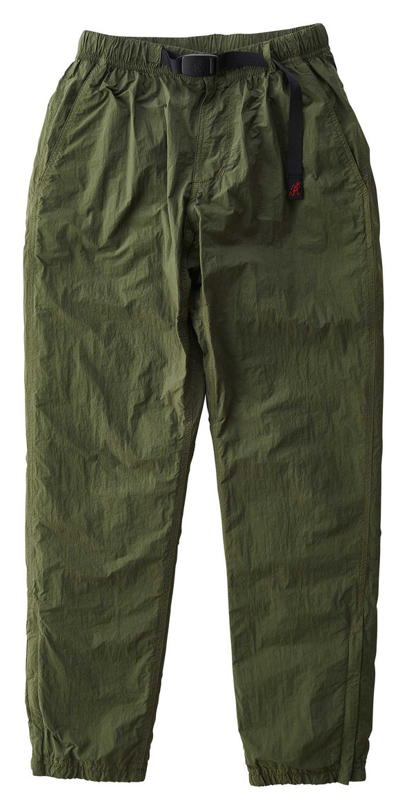 Gramicci Lightweight Packable Truck Climbing Travel Pants (Olive)
