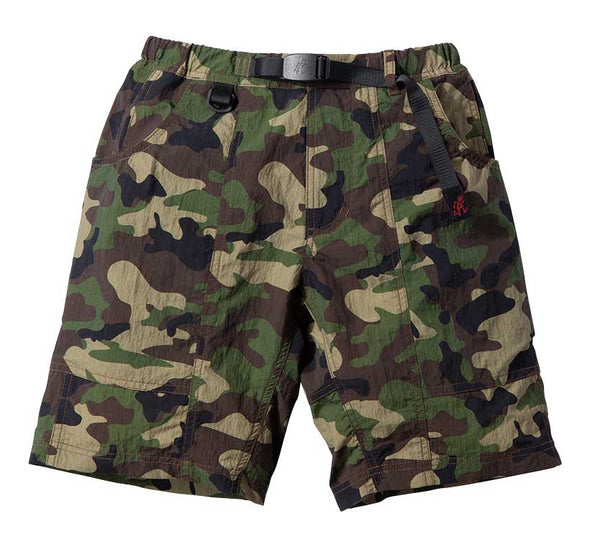 Gramicci Lightweight Shell Gear Shorts (Camo)