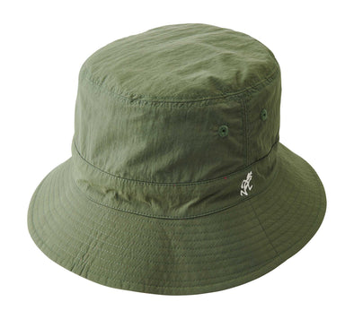 Gramicci Shell Reversible Bucket Hat (Olive/Raspberry)