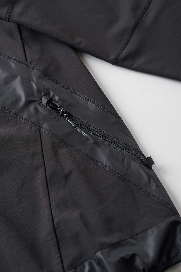 Gramicci Stormfleece Zion Jacket (Black) Pocket Detail