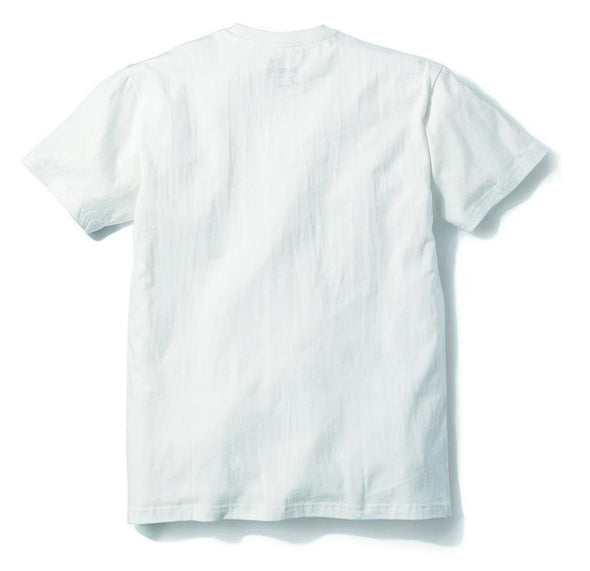 Gramicci One Point Tee T-Shirt White reverse side GUT-19S085