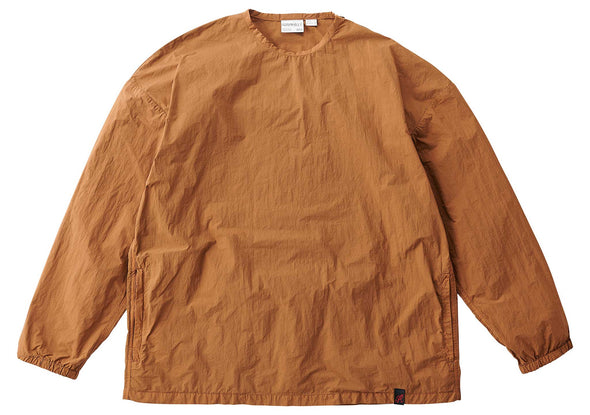 Gramicci Packable Camp Long Sleeve Synthetic Tee (Mocha)