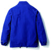 Gramicci Shell Coaches Jacket Navy GUJK-19S046 reverse view