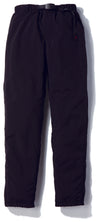 Gramicci Shell Jogger Pants in Black GMP-19S043