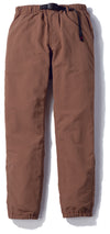 Gramicci Shell Jogger Pants in Tan GMP-19S043