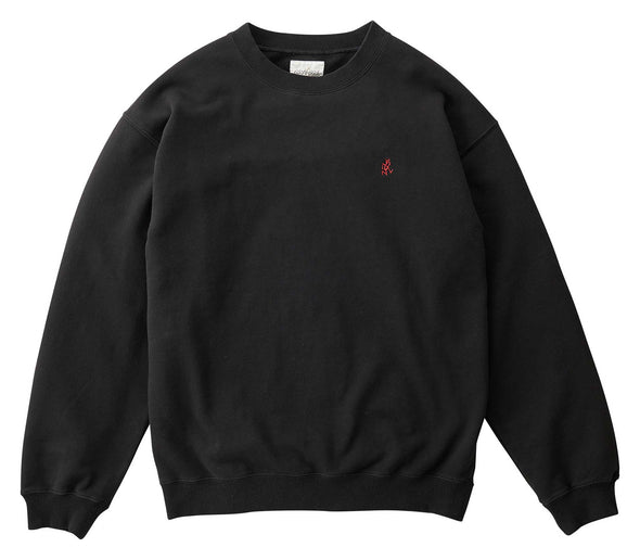 Gramicci Cotton Jersey Sweatshirt (Black)