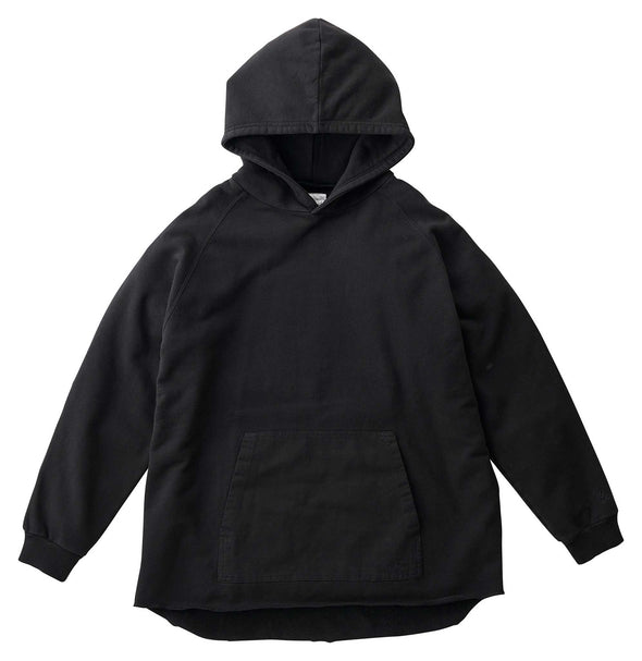 Gramicci Talecut Terry Cotton Hooded Parka (Black)