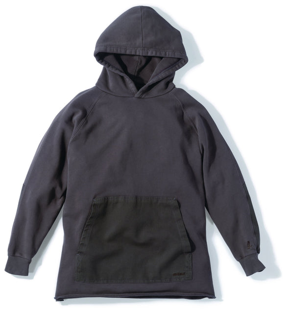 Gramicci Hooded Talecut Parka in Ink GUJK-19S018