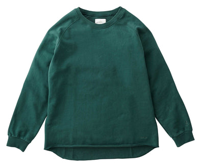Gramicci Jersey Cotton Talecut Sweat (Deep Forest)