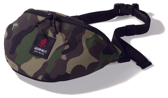 Gramicci Waist Bag in Camo GRB-0034