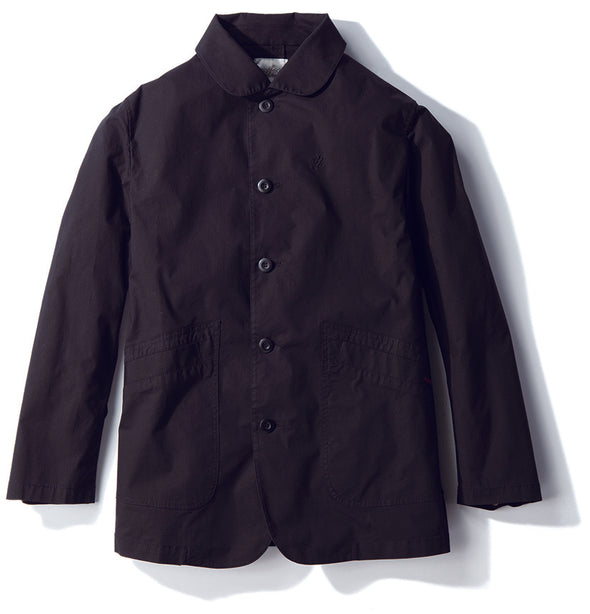 Gramicci Weather Cotton Twill Work Jacket in Black GMJK-19S077