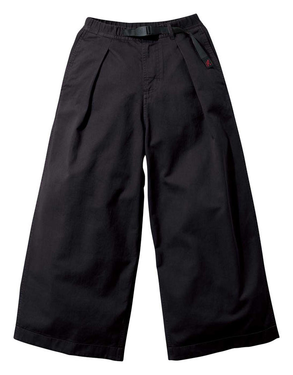 Gramicci Women's Baggy Pants (Black)