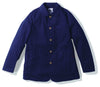 Gramicci Cotton Twill Work Jacket in Double Navy GMJK-19F024
