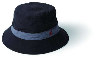 Gramicci Shell Reversible Hat Black/Charcoal GAC-19S048 - Side 1