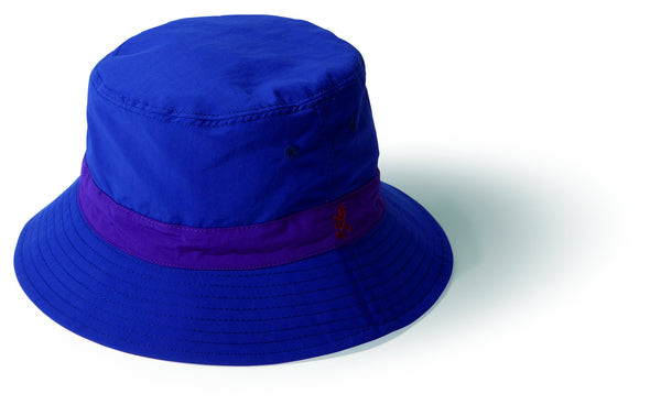 Gramicci Shell Reversible Hat Navy/Purple GAC-19S048 - Side 1