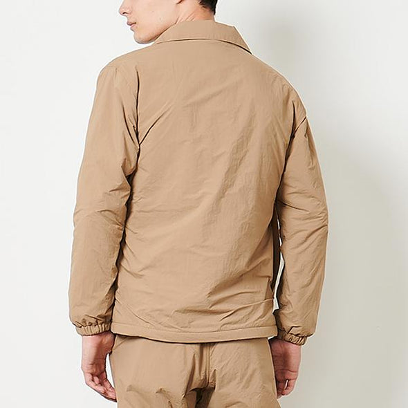 Nylon-Fleece Coaches Shirt