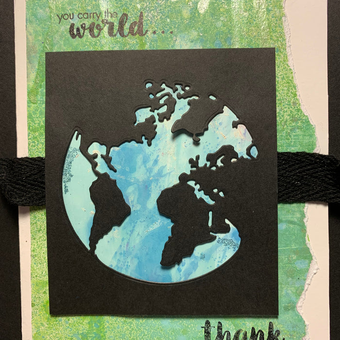 "New, ""Worldly"" Stamps & Dies!"