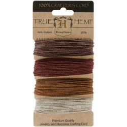 Hemptique Hemp Cord Card Bronze